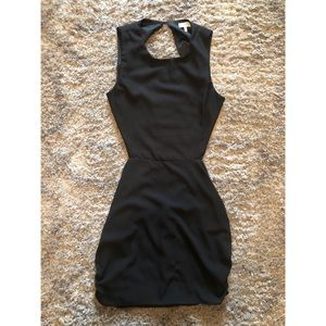 TOBI SMALL BACKLESS DRESS